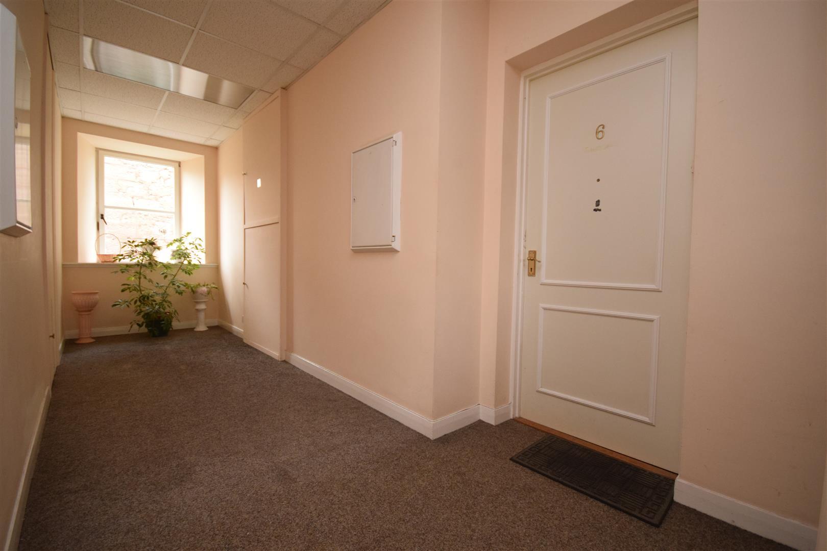 Flat 6, Victoria Mews, Victoria Street, Perth, Perthshire, PH2 8LW, UK
